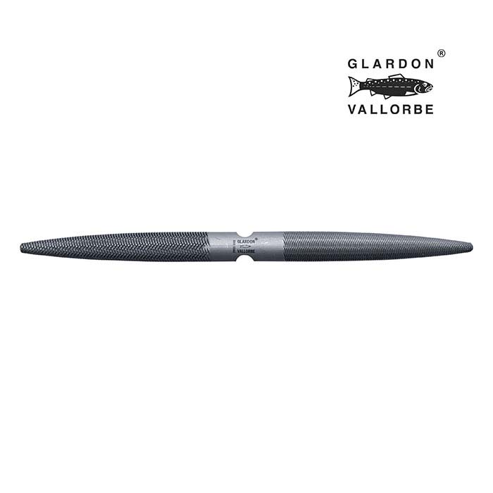 Glardon Vallorbe® Double-End Hand Wax File