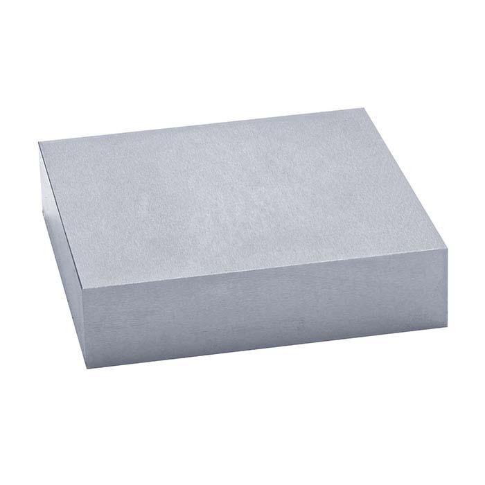 Premium Steel Bench Block, 80 x 80 x 20mm