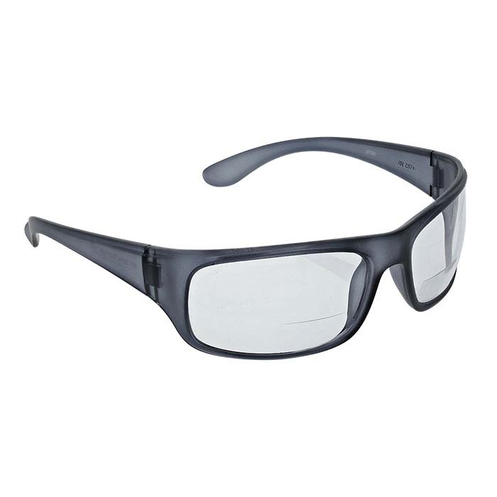 Mag-Safe Bifocal Safety Glasses