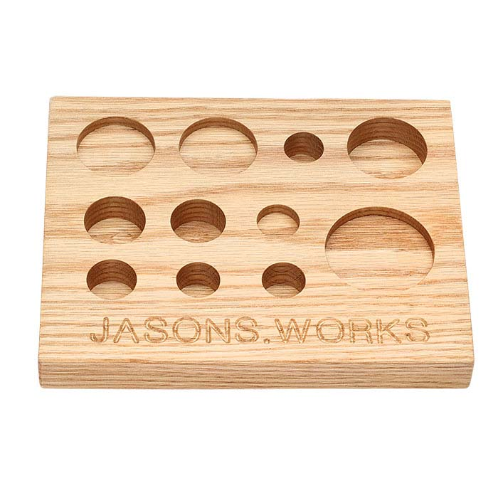 Jason's Works Stabilizer Folding Cone and Stretcher Set Organizer