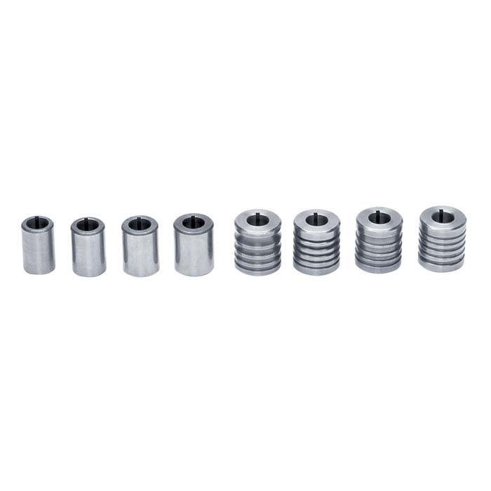 Die Set for Kagan Stone-Set Ring Enlarger, Set of 8