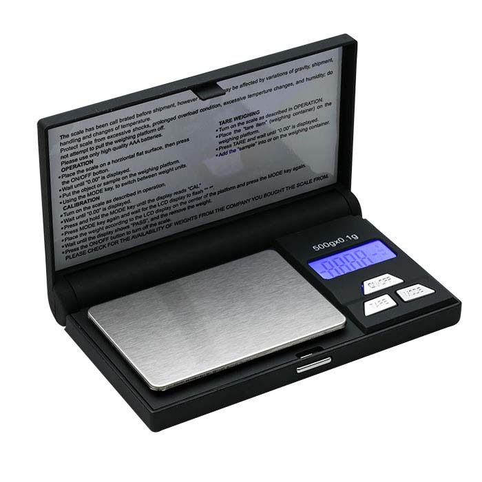 OHAUS YA501 Pocket Scale