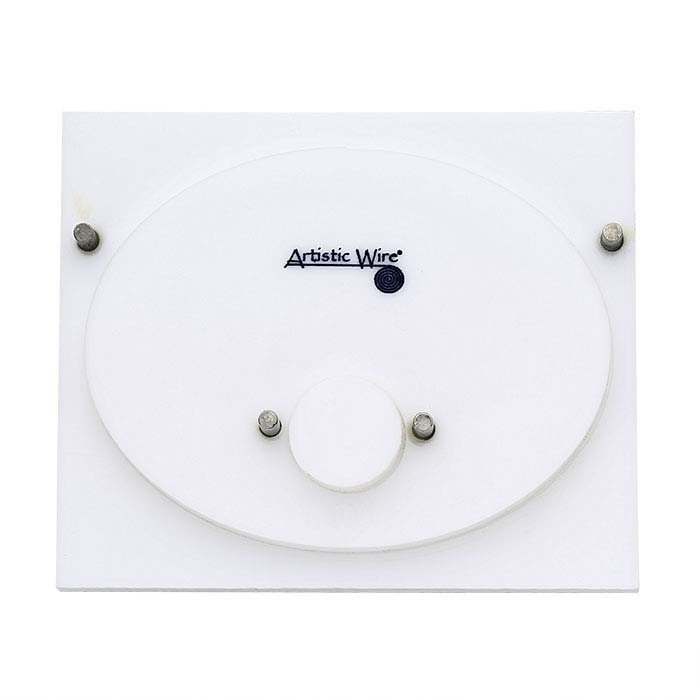 Artistic Wire® Adjustable Ring & Oval Bracelet Jig