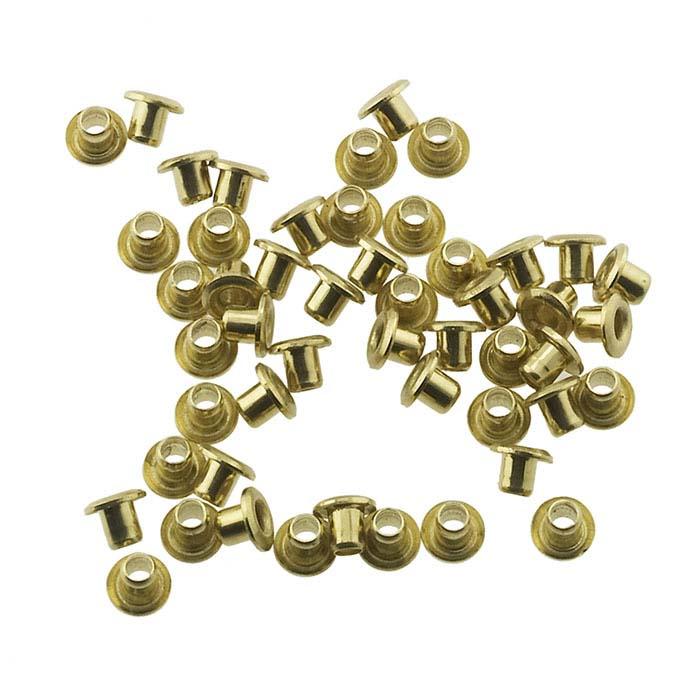 "Brass 1/16"" Eyelet"