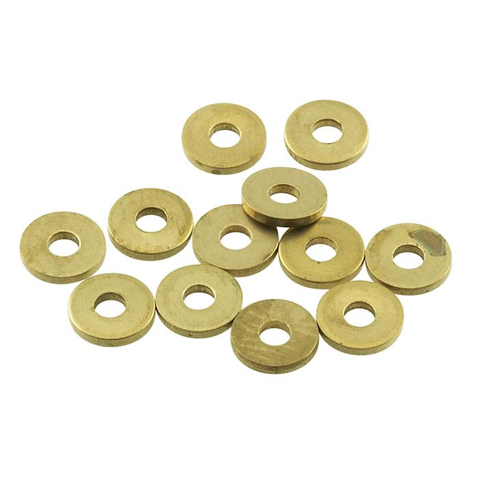 "Brass Round Rivet Accent for 1/16"" Crafted Findings Riveting Tool"
