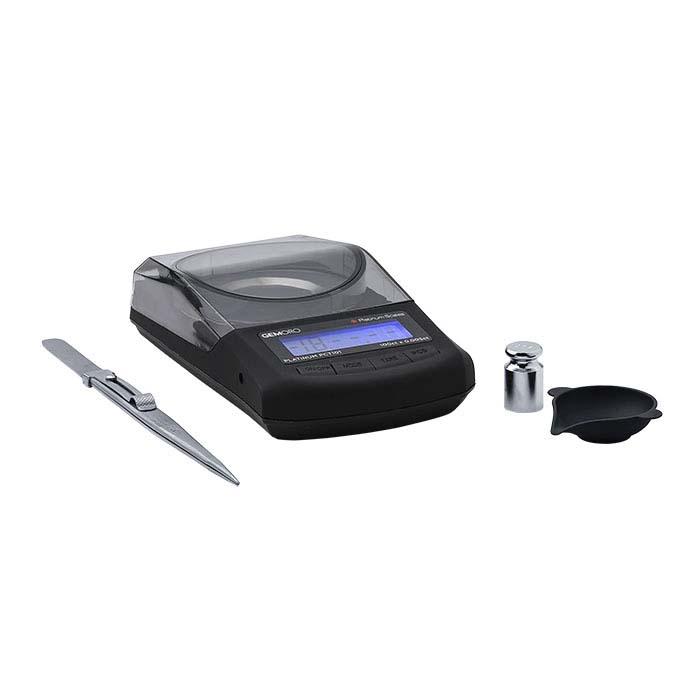 GemOro® Platinum PCT 101 Carat Scale