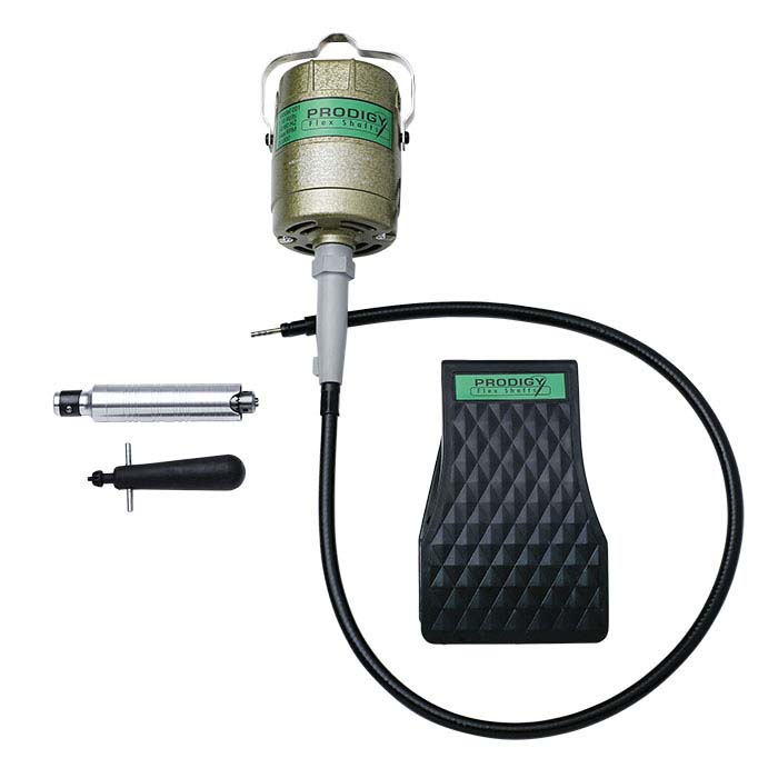 Prodigy™ Flex Shaft System with Key-Type Handpiece