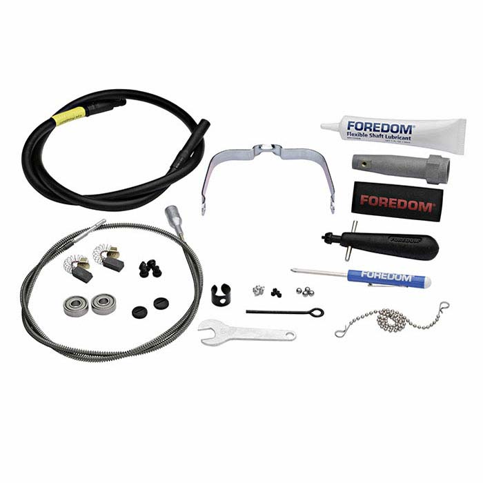 Foredom® MSP10 Tune-Up Kit for TX and LX Motors