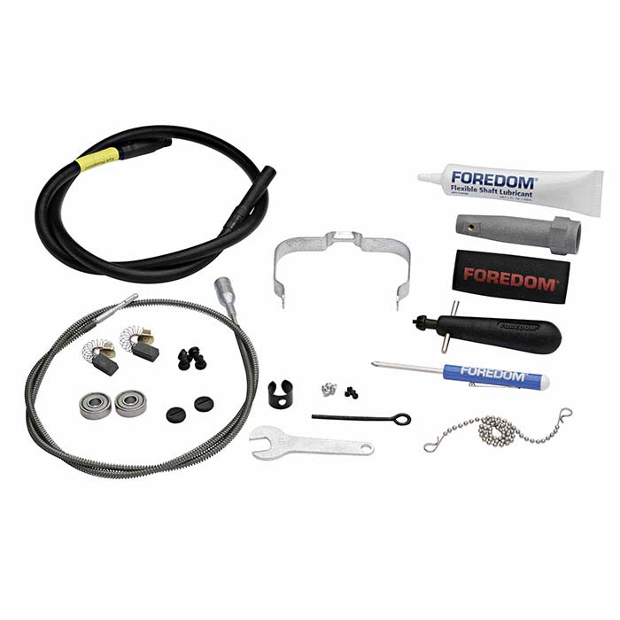 Foredom® MSP14 Tune-Up Kit for CC Motors
