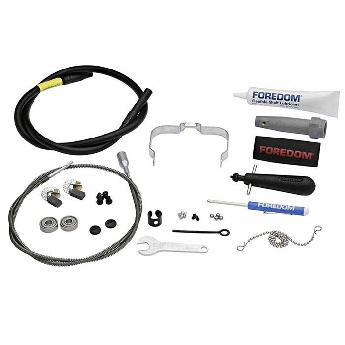 Foredom® MSP16 Tune-Up Kit for S and SR Motors