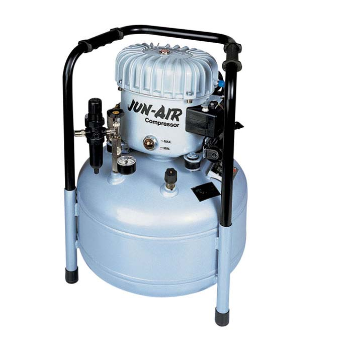 Jun-Air Silent 6.5-Gallon Air Compressor