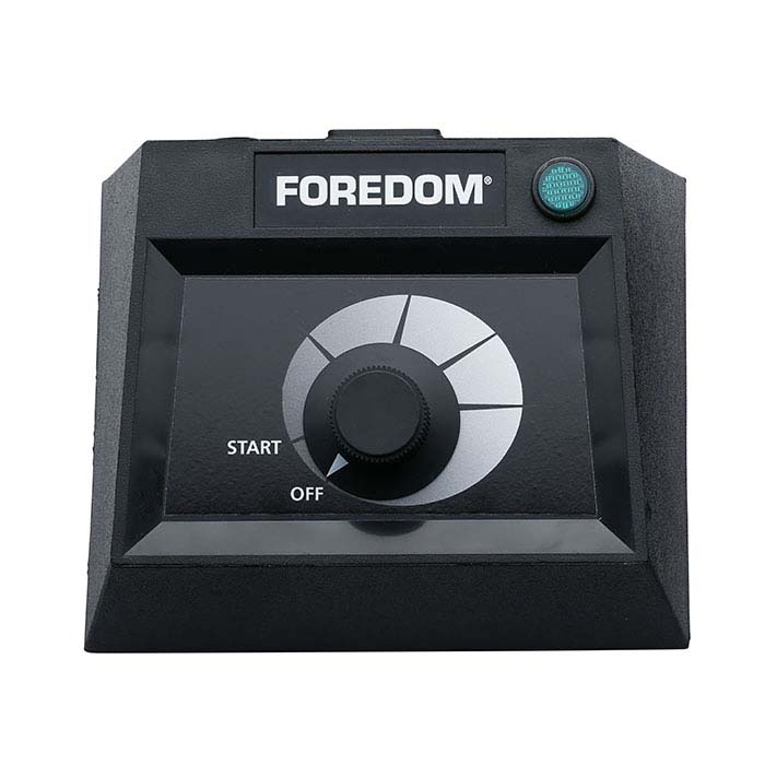 Foredom® EM-1 Manual Dial Speed Control