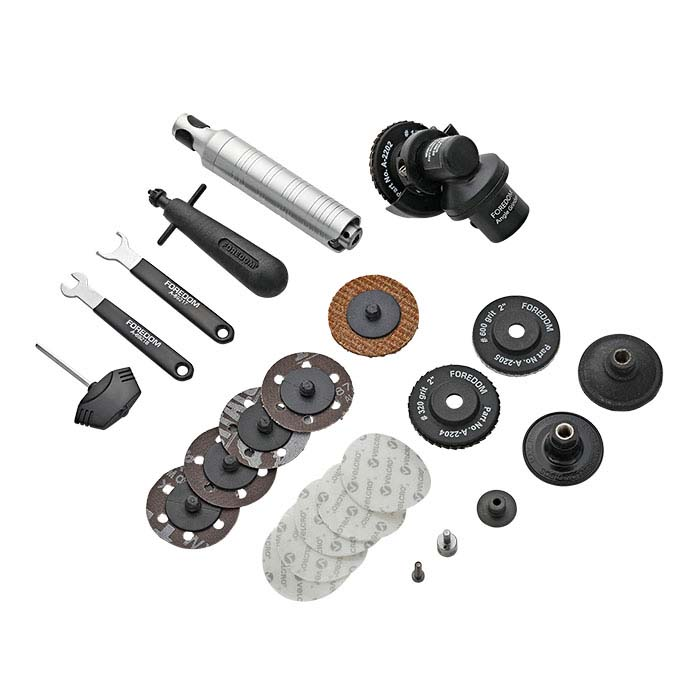 Foredom® Angle Grinder Attachment Kit with Foredom H.30 Handpiece