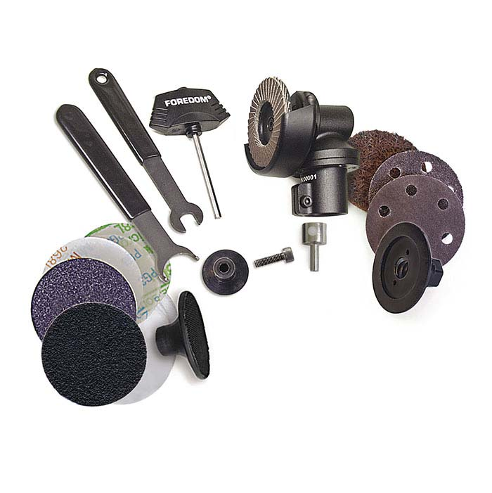 Foredom® Angle Grinder Attachment Kit