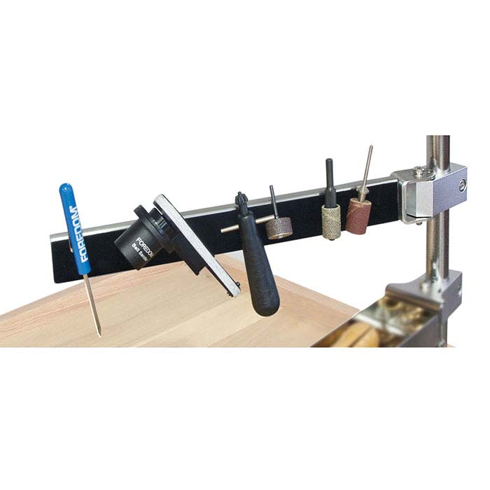 Magnetic Tool Holder Accessory for Foredom® Flex Shaft Stand Workbench System