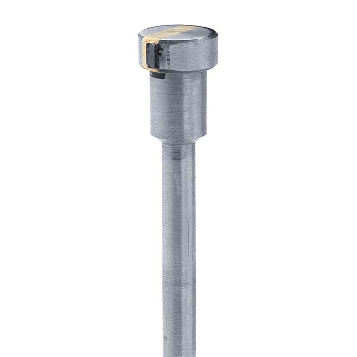 "Steel 3/8""-Head Diamond Flywheel, 180°"