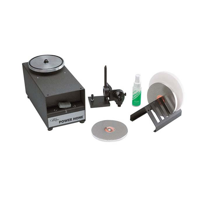GRS® Power Hone System with Dual-Angle Sharpening Fixture