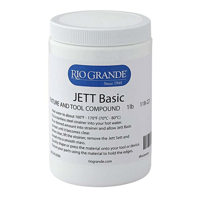 Jett Basic™ Fixturing Compound