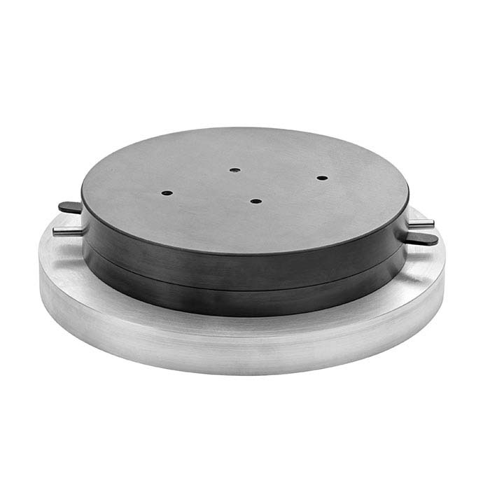 "RinGenie™ 10"" Rotary Turntable Base and Positioning Plate"