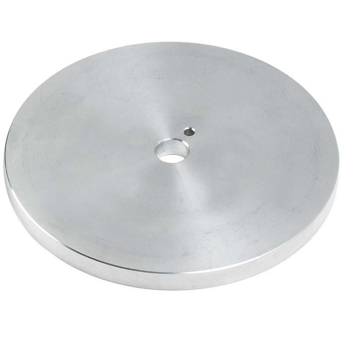 """Aluminum Wheel Blank, 5"""""""