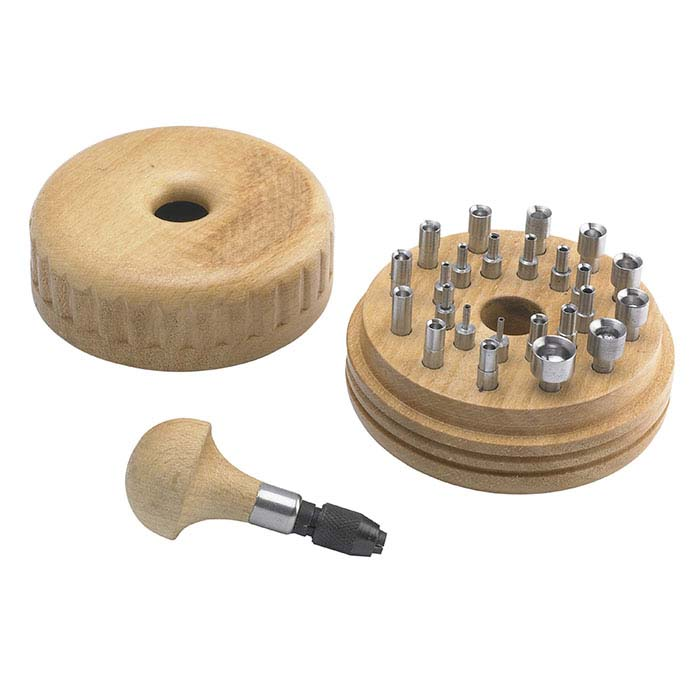 Stone-Setting System, 1.5-9mm