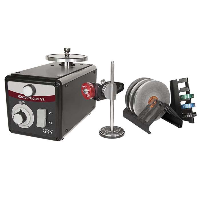 GRS® GraverHone VS Complete Apex Sharpening System