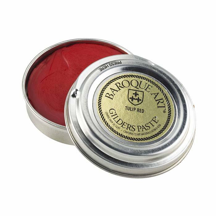 Gilders Paste, Tulip Red