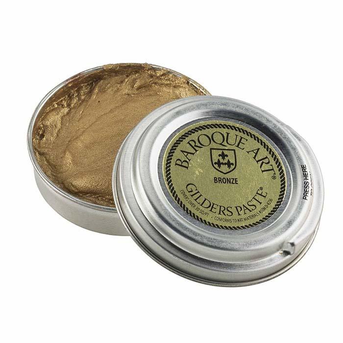 Gilders Paste, Bronze