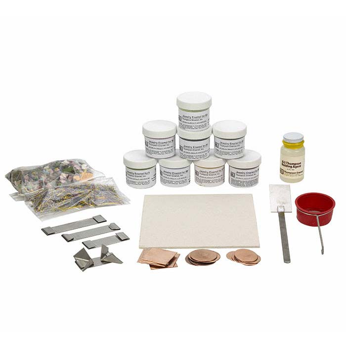 Thompson Enamel BEK-1X Beginner's Kit