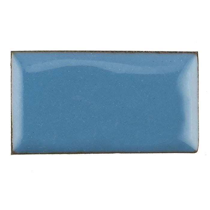 Thompson Lead-Free Opaque Enamel, 1525 Aqua Blue