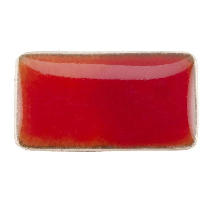 Thompson Lead-Free Transparent Enamel, 2880 Woodrow Red