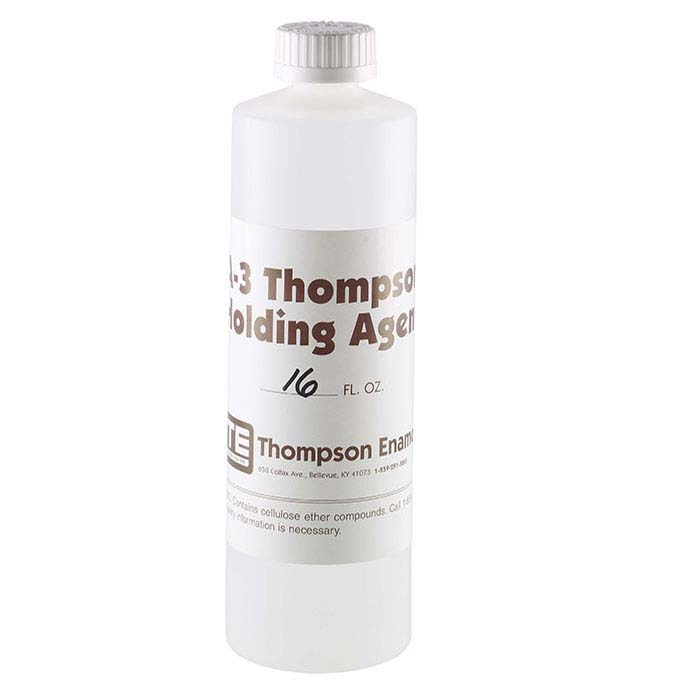 Thompson Enamel A-3 Holding Agent, Water-Based