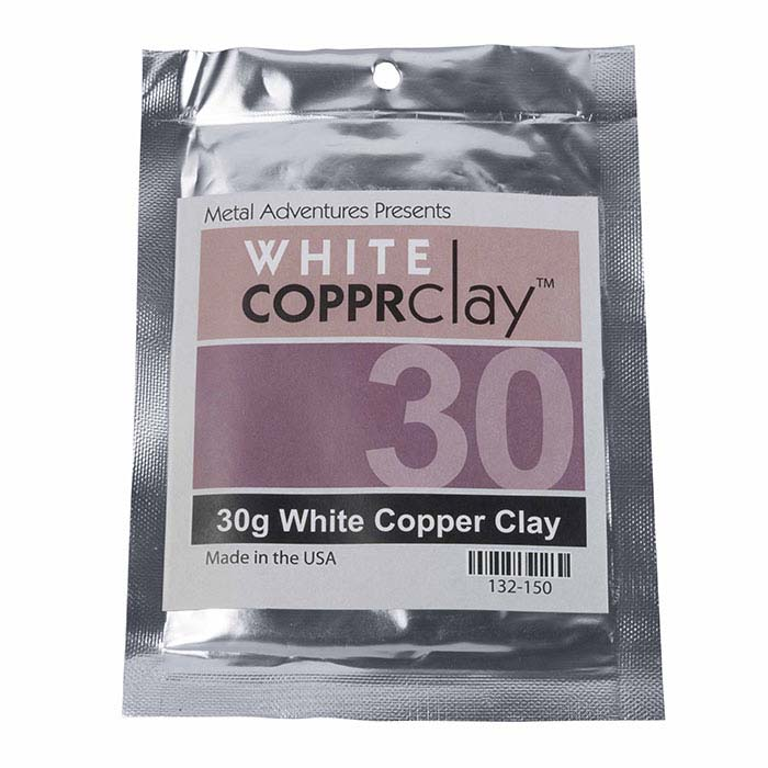 WHITE COPPRclay™, 30g