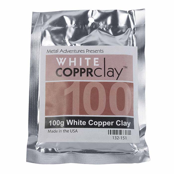 WHITE COPPRclay™, 100g