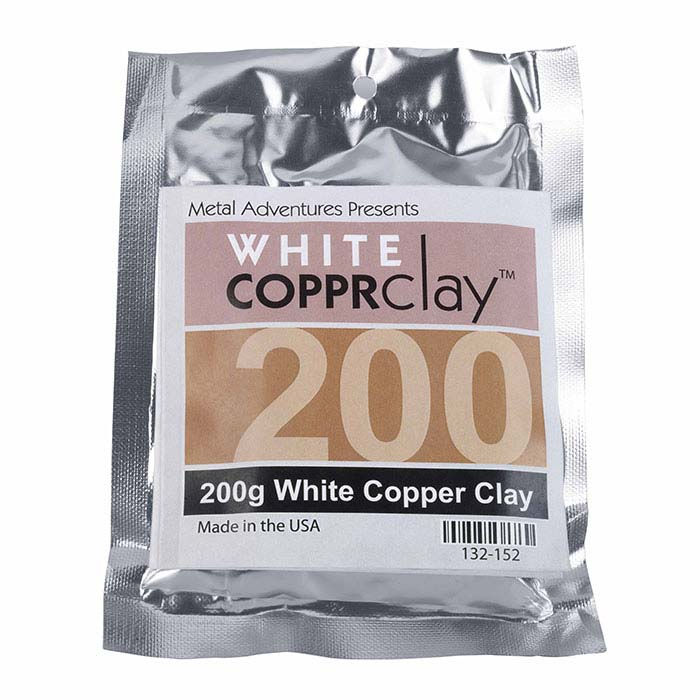 WHITE COPPRclay™, 200g