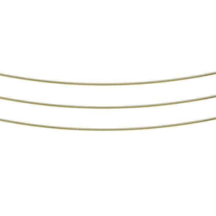 Brass Wire Solder, 20-Ga.