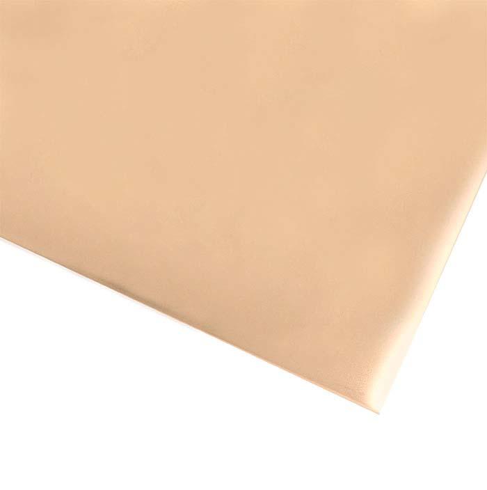 """Bronze 6"""" x 12"""" Sheet, Dead-Soft"""