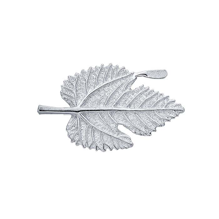 Sterling Silver Fig Leaf Pattern Sheet by Cast Impressions