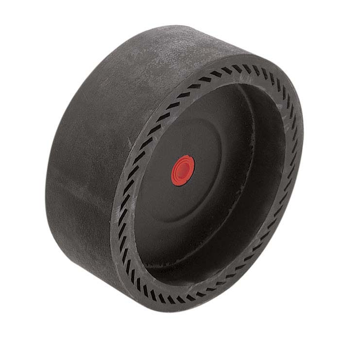 """Rubber Expanding Drum with Pop-Out Bushing, 8"""" x 3"""""""