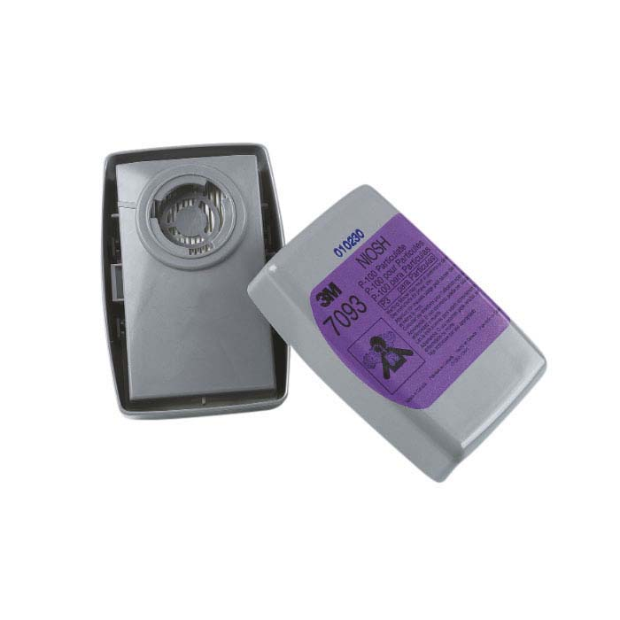 3M Particulate Filter 7093, P100
