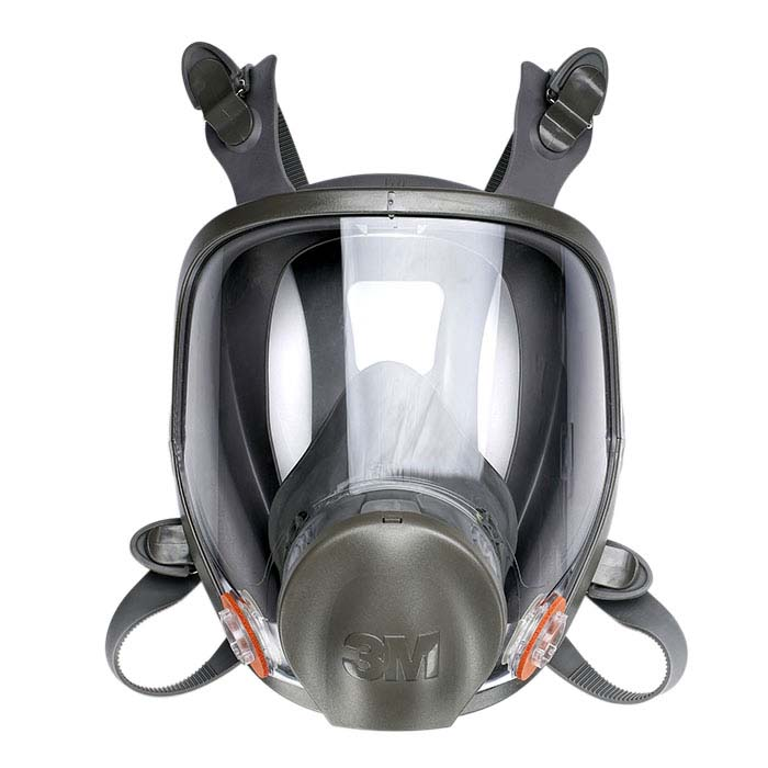 3M 6000 Series Full-Face Respirators