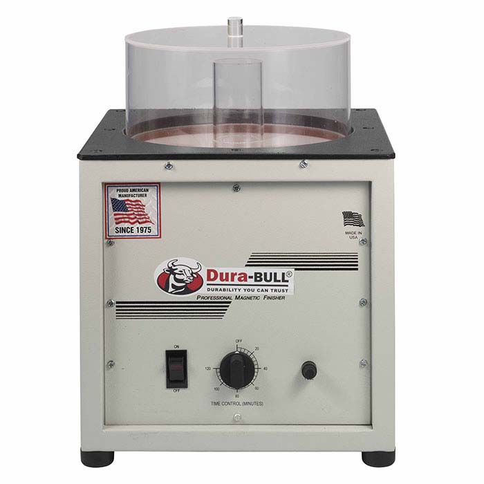 "Dura-BULL Magnetic 11"" Pin Finisher"