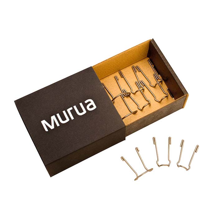 Eccentric Parts Hook Set for Murua Electro-Finishing System