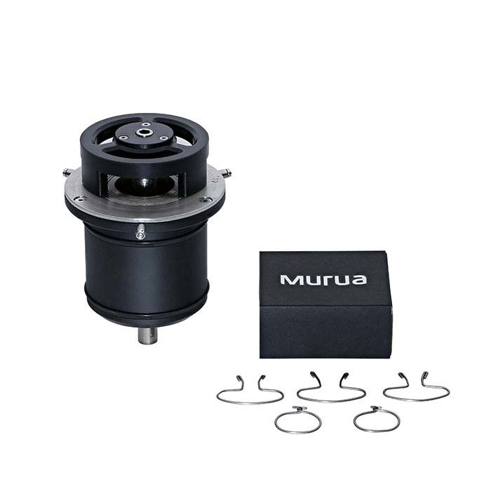 Single- or Large-Part Holder for Murua Electro-Finishing System