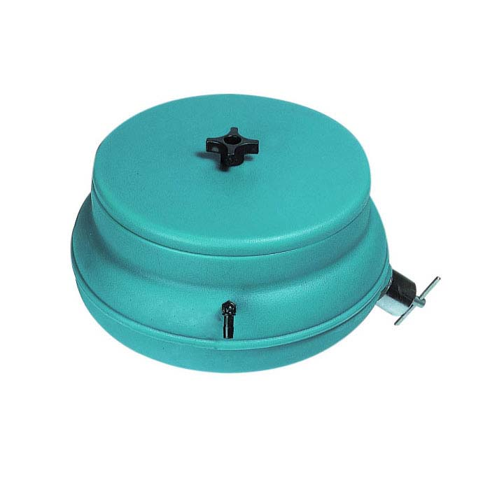 Replacement Bowl and Lid for Raytech AV-25SS Steel Burnishing System