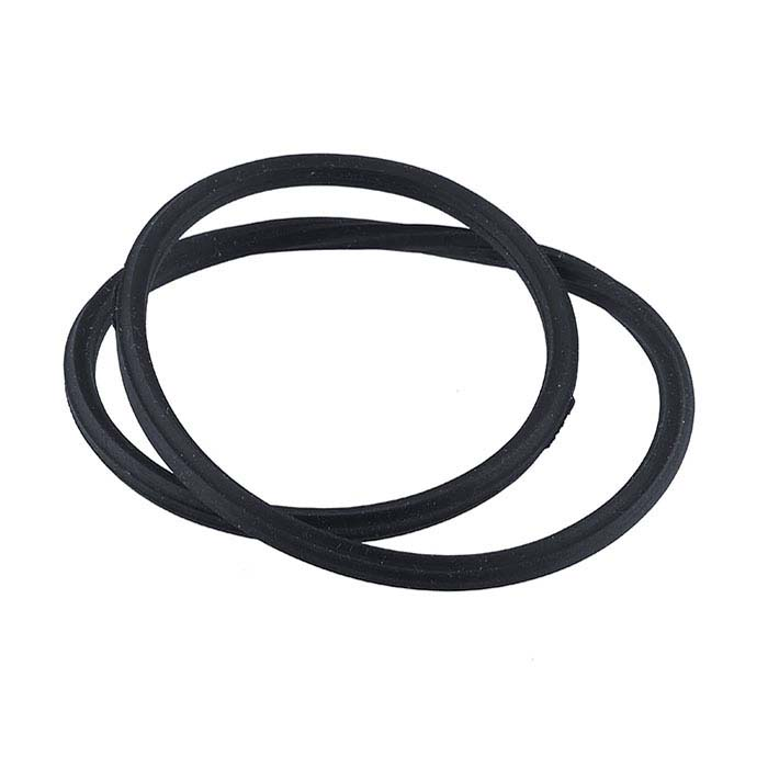 Replacement See-Through Barrel Lid Gasket for Dura-BULL Rotary Tumbler