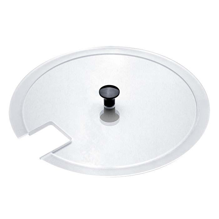 Sound-Dampening Lid for Avalon TE-18 Wet Centrifugal Tumbler