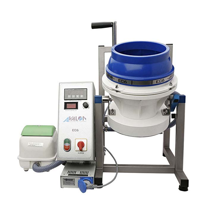 Avalon EC6 Dry Centrifugal Tumbler