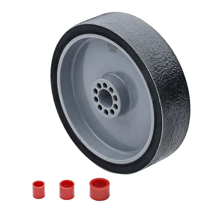 Diamond Resin Wheel, 280-Grit