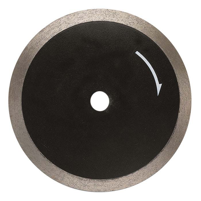 "Value Black 6"" Diamond Saw Blade, .044"" Kerf"